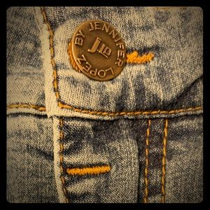 Vintage J. Lo (Jennifer Lopez) Jeans (2002).